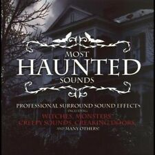 Most Haunted Sounds by Various Artists (CD, Sep-2006, Koch (USA))