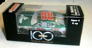 1:64 ACTION 2011 #88 AMP ENERGY CHEVY 100TH ANNIVERSARY DALE EARNHARDT JR
