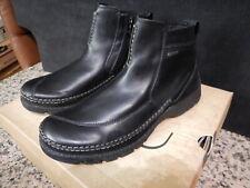 Camel Active Bormio GTX Herren Boots Leder black Gr. 40,5