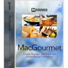 MacGourmet 4.2.4 (2-Users) [CD-ROM] Mac OS X