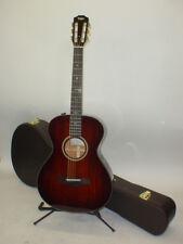 Taylor 522e 12-fret Acoustic Electric Guitar CASE & STRAP