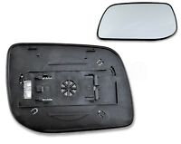 EASY FIT Mirror glass convex driver side for Toyota Avensis 2006-2009 39RSEF