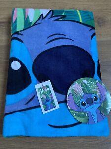 PRIMARK Disney Lilo And Stitch Aloha Beach Towel BNWT Summer Pool Towel Bath