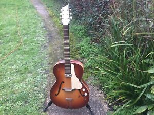 Framus Archtop Guitar Vintage late 1950's/early 1960's