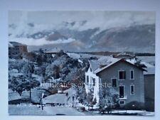RONZONE Val di Non trentino FIAT 500 Trento vecchia cartolina