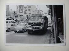 JAP699 - 1960s KYOTO TRAMWAYS Co OMNIBUS SERVICES - BUS PHOTO Japan