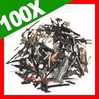 Lot 100pcs Accessories guns weapon For GI JOE Cobra G.i joe Figure 3.75'' Toys