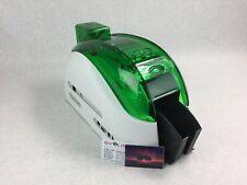 Evolis Dualys 3 M/S Dual Sided Card Printer   No Power Supply