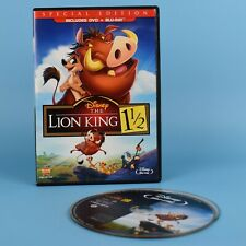 The Lion King 1 1/2 Disney Special Edition DVD + Blu-Ray - Bilingual GUARANTEED