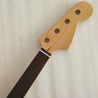 Fretless Maple 20 Fret For P Bass Neck Part rosewood fingerboard Gloss