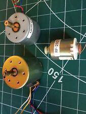 Nakamichi Cassette Deck Complete Motor Set for 1000ZXL / 680ZX & Others
