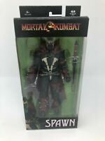 "Mcfarlane Mortal Kombat 7"" SPAWN Collectible Action Figure IN HAND ready to ship"