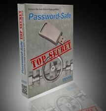 IDENTOS IDENTSmart Password-Safe ID50 TOP SECRET - Passwort-Manager - USB-Stick
