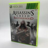 Assassin's Creed: Brotherhood (Microsoft Xbox 360, 2010)