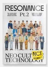NCT The 2nd Album RESONANCE Pt.2 Departure Ver. K-POP CD + ID CARD + PHOTOCARD
