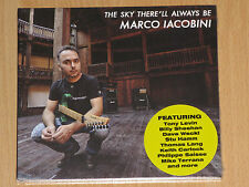 Marco Iacobini-The Sky there 'll always be-Tony Levin-Dave Weckl-NUOVO + OVP