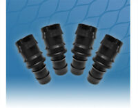 """Straight Reducer Fitting RJ1034 25-19mm/1.0""""-0.75"""" for ProVent (Pack of 4)"""
