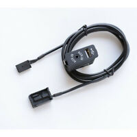 Auto Radio Audio Kabel Adapter AUX USB For BMW E39 E53 X5 Z4 E83 E85 E86 X3 1x