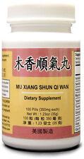 Mu Xiang Shun Qi Wan Supplement Helps Stomach & Digestive System Made in USA