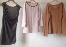 Bundle Of Women's Tops Size 10 Next H&M <BC941