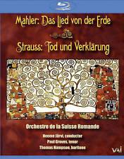 Orchestre de la Suisse Romande: Mahler - Das Lied von der Erde/Strauss - Tod...