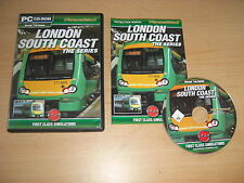 LONDON SOUTH COAST - The Series Pc Add-On Microsoft Train Simulator Sim MSTS