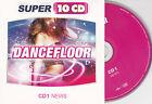 CD CARTONNE CARDSLEEVE DANCEFLOOR 15T CLAMARAN/SINCLAR/DATAWORX/GARNER/ALVARO