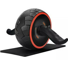 June Fox Ab Roller Wheel for Abs Workout Ab Carver Abdominal Exercise Equipment