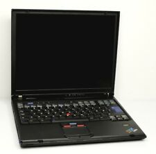 IBM Thinkpad T42 2373 Centrino 36cm(14.1 Zoll) Notebook CPU 1.70 512MB 40GB WLAN