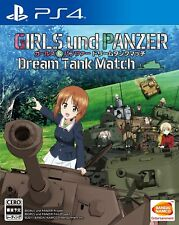 PSL【PS4】 Girls & Panzer Dream Tank Match 【Early purchase benefits】Japan
