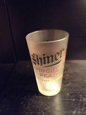 shiner beer glass