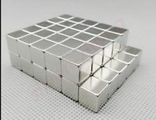 12x 12 X 12mm Cube Neodymium N50 Magnets Super Strong Rare Earth Block Square