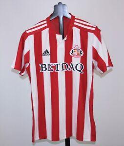 Sunderland England home football shirt 18/19 Adidas Size M
