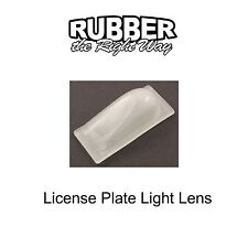 1964 1965 1966 1967 1968 1969 1970 Mercury Comet License Plate Light Lens