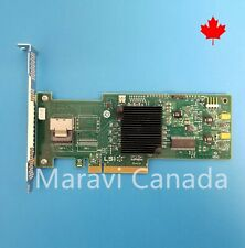 LSI MegaRaid SATA SAS MR 9240-4i 6Gb PCIe 4 port RAID Controller L3-25091-03a