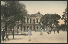 More details for hong kong. city hall. hong kong's first city hall, central district old postcard