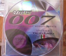 MONO-FILAMENT PINNE 007 SPÉCIAL TRUITE LAC 0,16 mm150 mt 3,40 kg testé
