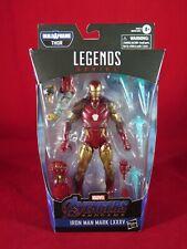 Marvel Legends IRON MAN Mark 85 LXXXV Avengers Endgame COMPLETE w BAF Bro Thor