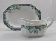 Villeroy & and Boch PASADENA gravy / sauce boat and stand