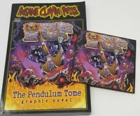 Insane Clown Posse  - The Pendulum Tome Comic Book & CD ICP twiztid lot juggalo