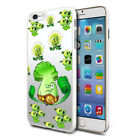 Green Creatures Design Shockproof Hard Case Cover For Mobiles