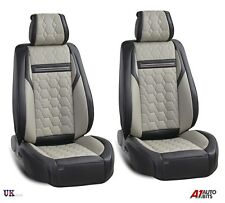Fundas para asientos negra para Skoda kodiaq asiento del coche delante de referencia