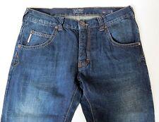 Armani Men Jeans 32 W x 34 J08 Slim Fit Faded Brand New with Tags