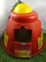 Activity Center for Hamsters Rats Mice Gerbils Guinea Pigs