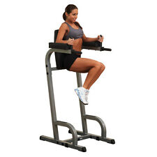 Body Solid Vertical Knee Raise and Dip Machine - GVKR60 - NEW!