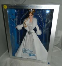 NIB 2003 Winter Fantasy HOLIDAY VISIONS Barbie Special Edition First Series