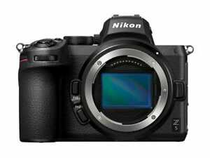 Nikon Z 5 Body Only Full Frame Mirrorless Camera