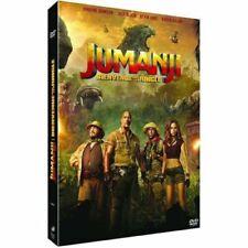 DVD *** JUMANJI *** avec Dwayne Johnson ( neuf sous blister )