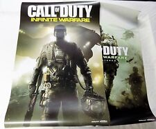 Call of Duty Modern Warfare / Infinite 2 Duplicate Two Sided Poster New PS4 XBOX