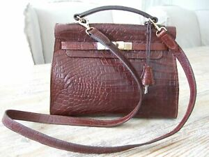 Mulberry Kelly   Vintage   Lovely Condition    Authentic